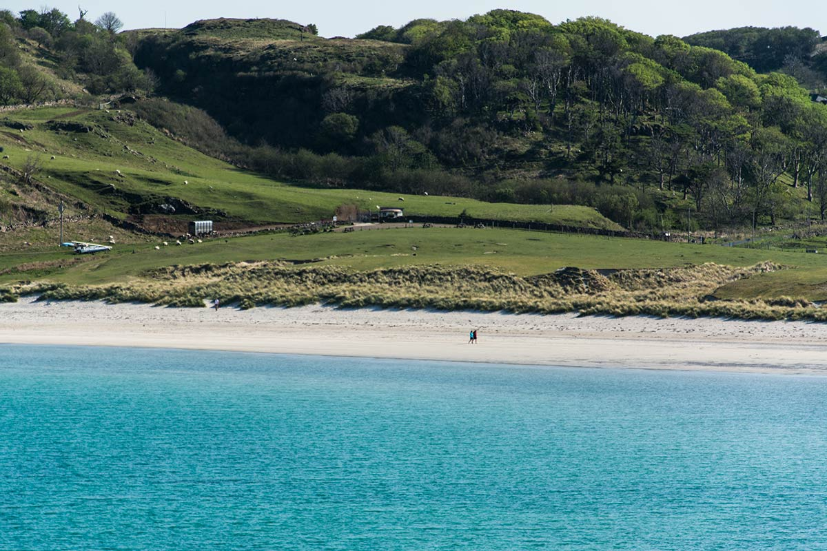 Calgary, Isle of Mull, About, Beach, Walk