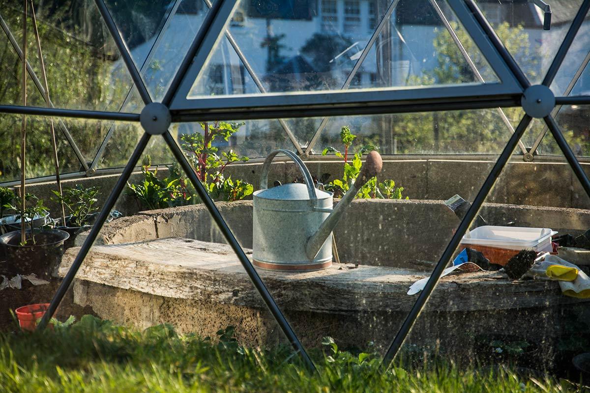 eco-greenhouse