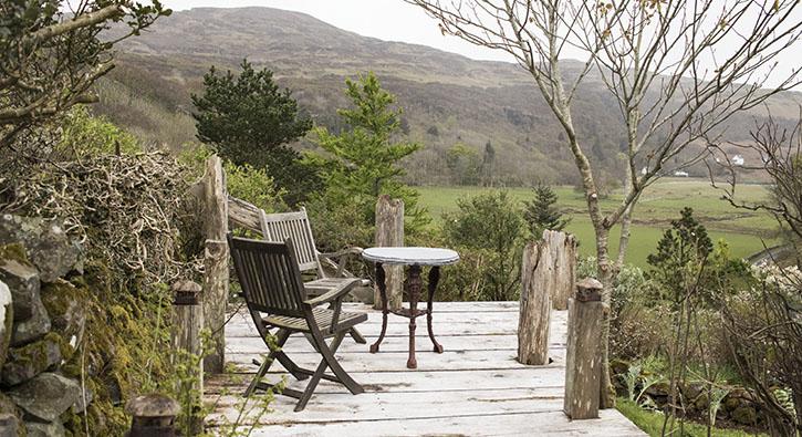 calgary isle mull dovecote outlook