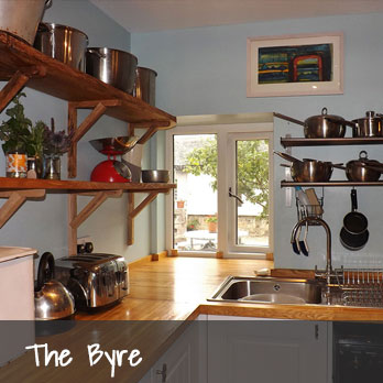 Mull Calgary Self-catering The Byre